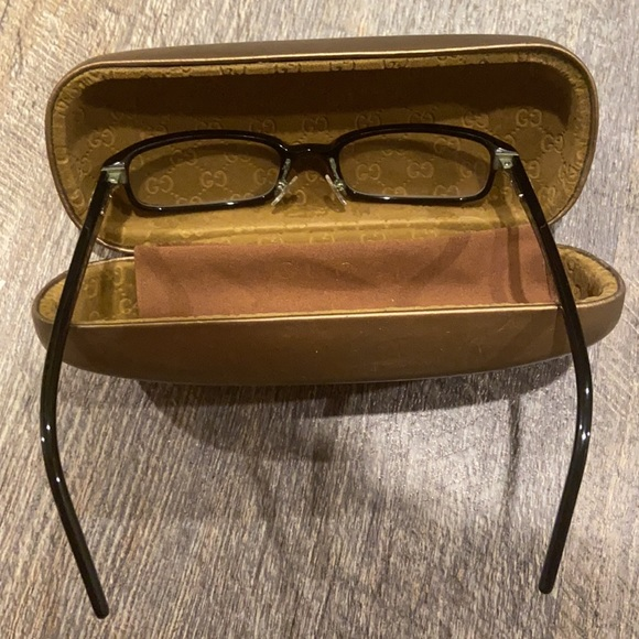 Authentic Gucci reading glasses